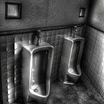 KETUNORIさんのHDR公衆トイレ