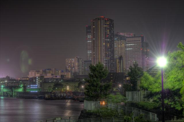 HDR(ハイダイナミックレンジ)暖かくなったので60mmでリベンジ@佃島building107.jpg