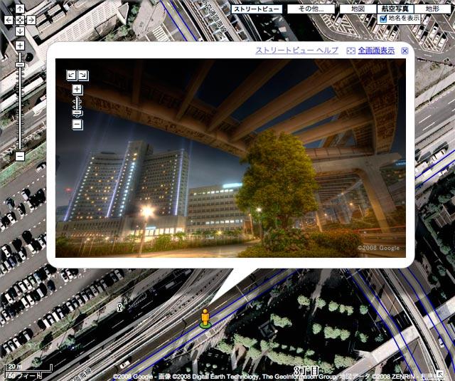 HDR(ハイダイナミックレンジ)ハメました@東京ビッグサイト前交差点building120g.jpg