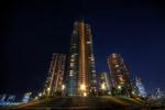 夜の越中島公園その3@月島東京