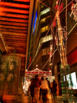 ハイダイナミックレンジ写真 - ライトアップ@新宿