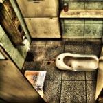 A-GARAGEさんのHDR公衆トイレ
