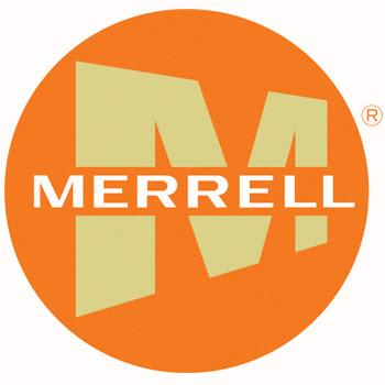 メレルのロゴタイプ
