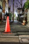ハイダイナミックレンジ写真 - 線路に囲まれた街、上中里