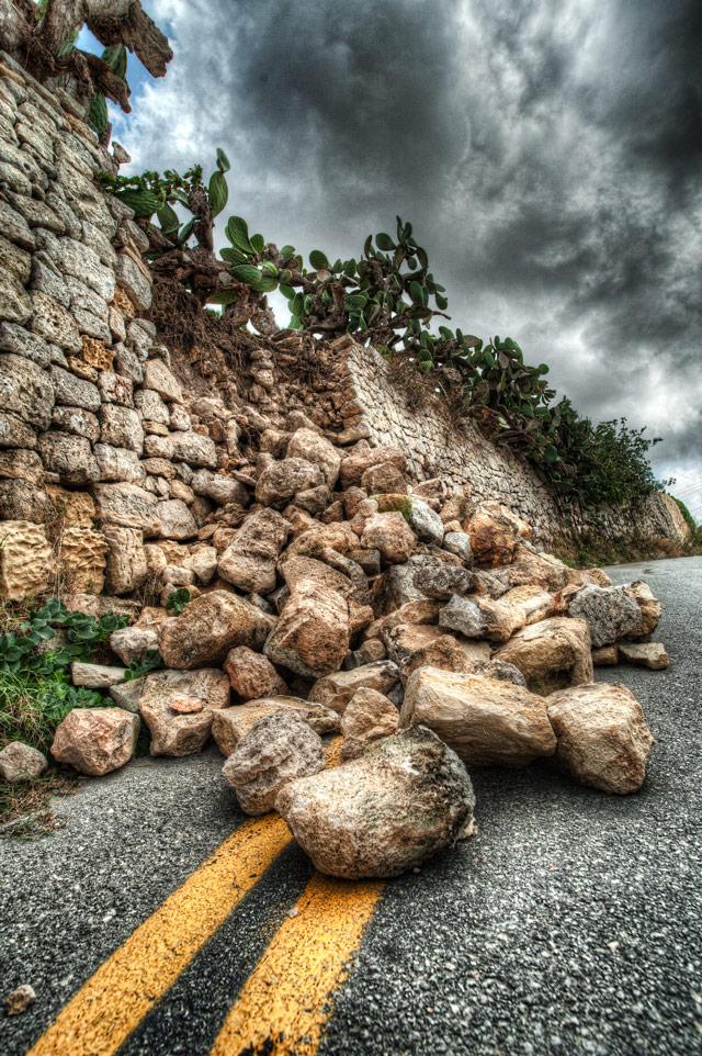 マルタの道路事情