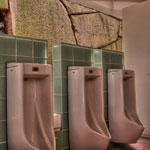 レイナパパさんのHDR公衆トイレ