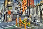 ハイダイナミックレンジ写真 - 写欲モリモリ京王電鉄神泉駅@渋谷