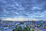 ハイダイナミックレンジ写真 - ヱヴァンゲリヲン「破」の空の描写と焦点距離が面白い