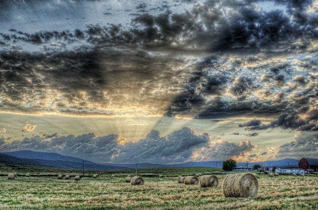 アメリカのHDRに見る凄い質感の雲の作り方