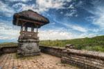 ウルワツ寺院のひとかど@バリ