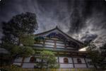 ハイダイナミックレンジ写真 - 高台寺の一角(だった気がする@京都