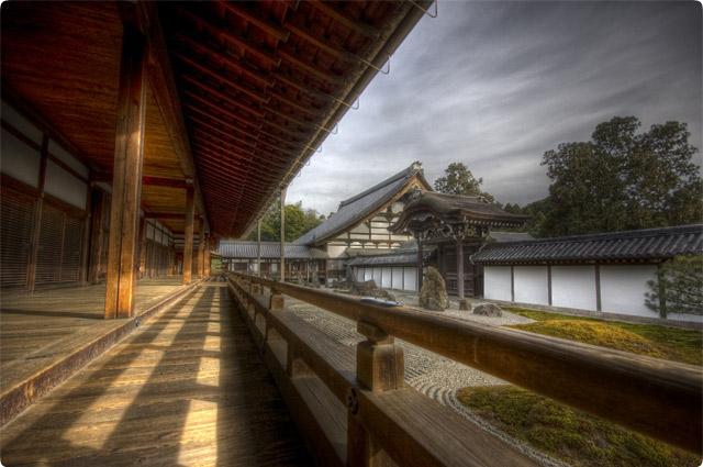 HDR(ハイダイナミックレンジ)東福寺境内@京都temple24.jpg