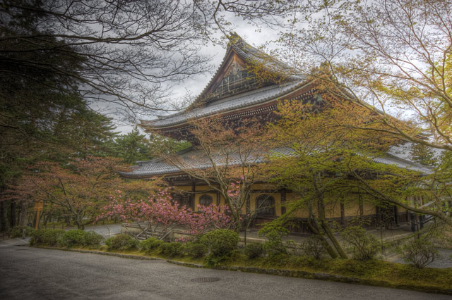 HDR(ハイダイナミックレンジ)南禅寺敷地内@京都temple77.jpg