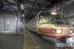 サンダーバード米原方面行き@福井駅