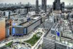 ハイダイナミックレンジ写真 - PC-E NIKKOR 24mm F3.5D EDでミニチュア風HDR@新宿