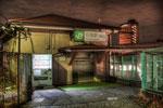 ハイダイナミックレンジ写真 - 田端駅の南出口の佇まいといえばもう