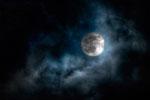 ハイダイナミックレンジ写真 - そうだ、月を、撮ってみよう